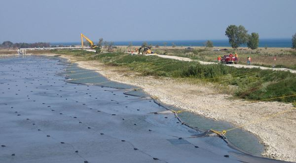 Geosynthetica: New Coal Ash Pond Capping Series